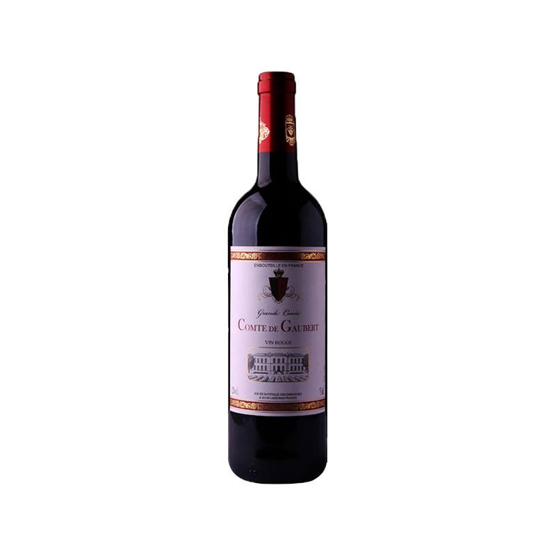高贝伯爵干红葡萄酒750ml