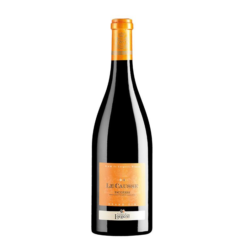 乐堡酒庄 露歌高级红葡萄酒 75...