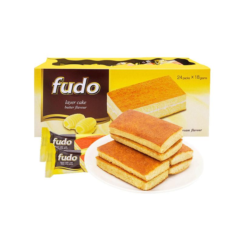 FUDO福多 奶油蛋糕432g(...