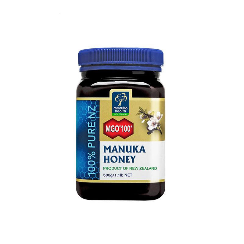 Manuka Health蜜纽康 麦卢卡蜂蜜 抑制多种病源 MGO?100?UMF 10+ 500g