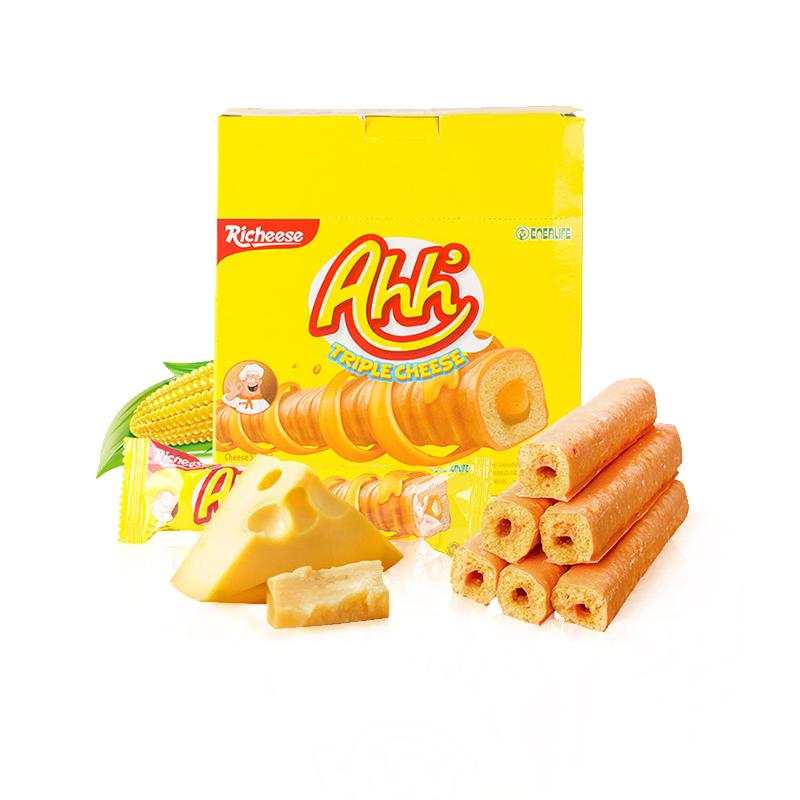 Richeese丽芝士 雅嘉奶酪玉米棒  160g