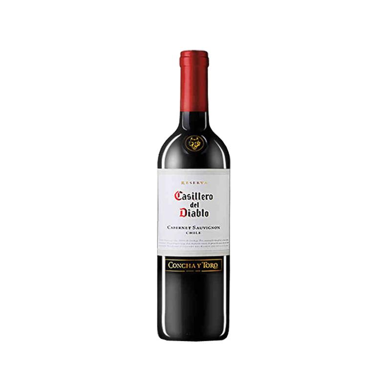 红魔鬼卡本妮苏维翁葡萄酒750M...