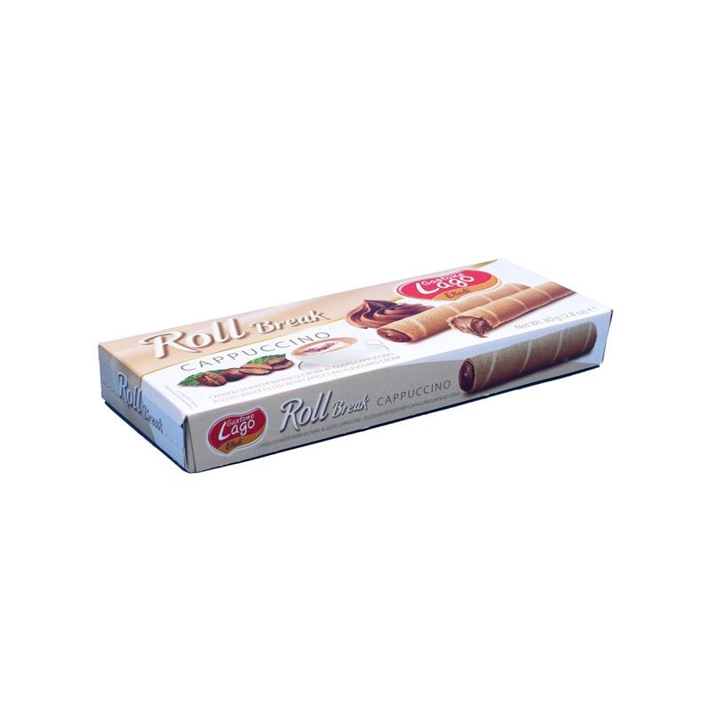 【5盒装】Elledi爱利地 牛奶咖啡威化卷 80g
