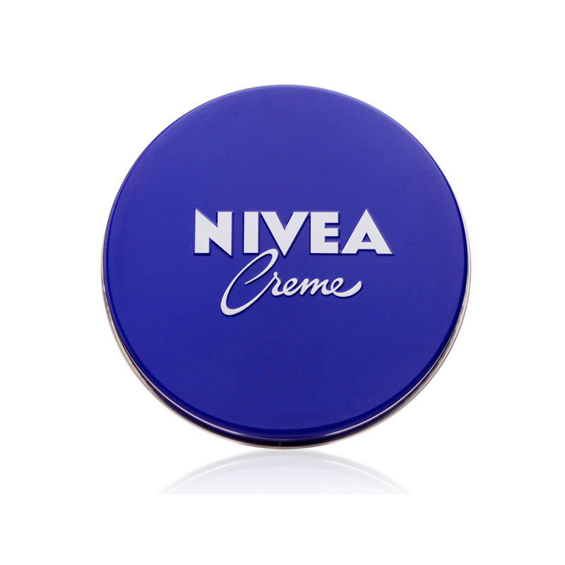NIVEA妮维雅 蓝罐保湿面霜1...