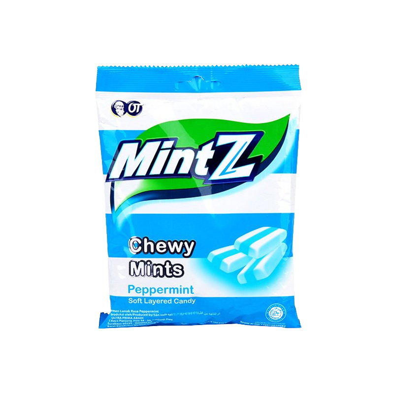 MintZ明茨 薄荷味软糖 12...