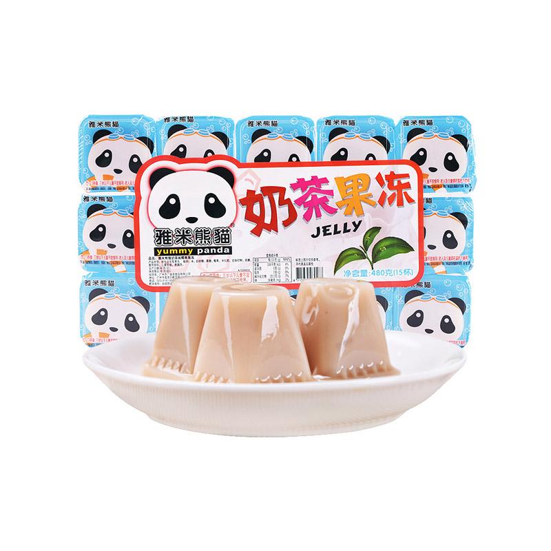 Yummypanda雅米熊猫 奶...