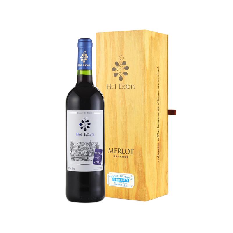 百特 美露干红葡萄酒750ml