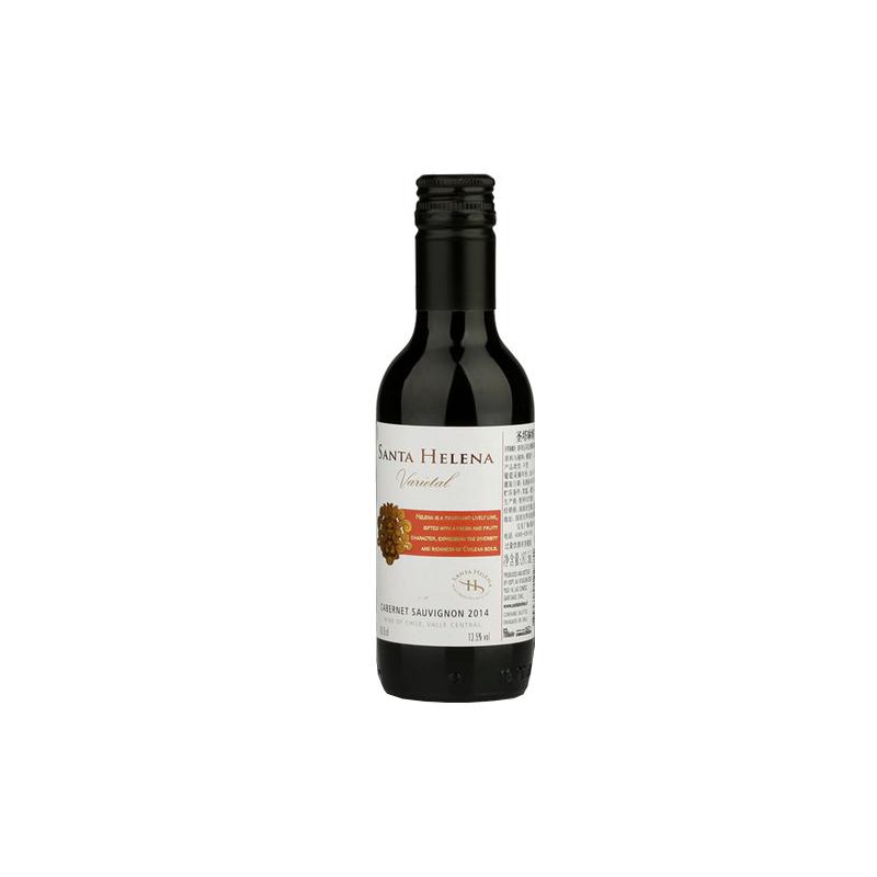 圣海莲娜干红葡萄酒187.5ML