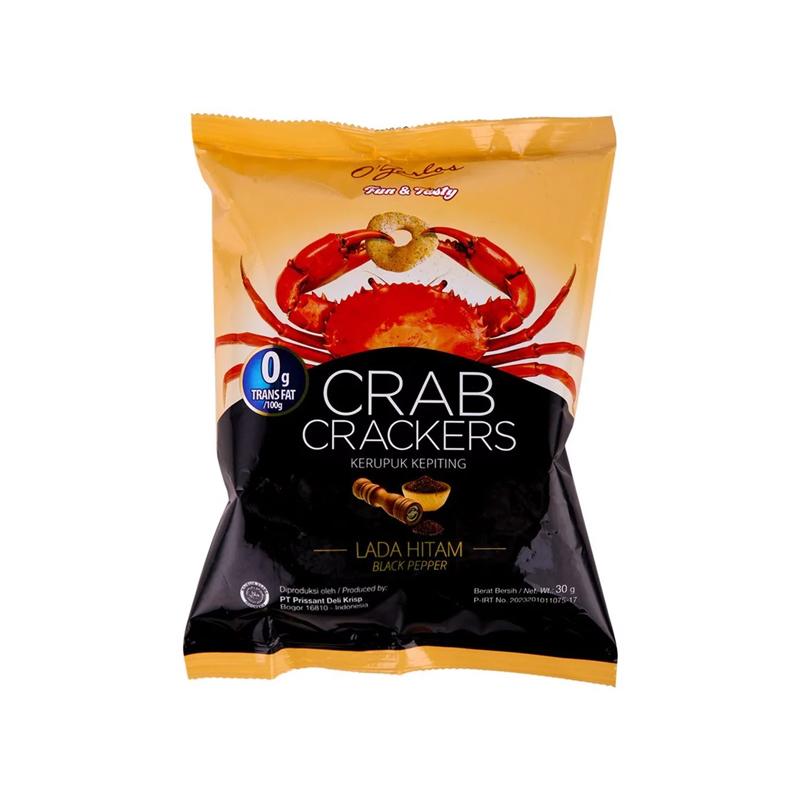 O'garlos奥嘉莱 印尼蟹片...