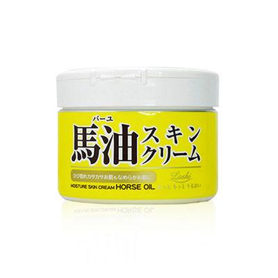 Loshi北海道  马油身体肤霜 保湿滋润 220g