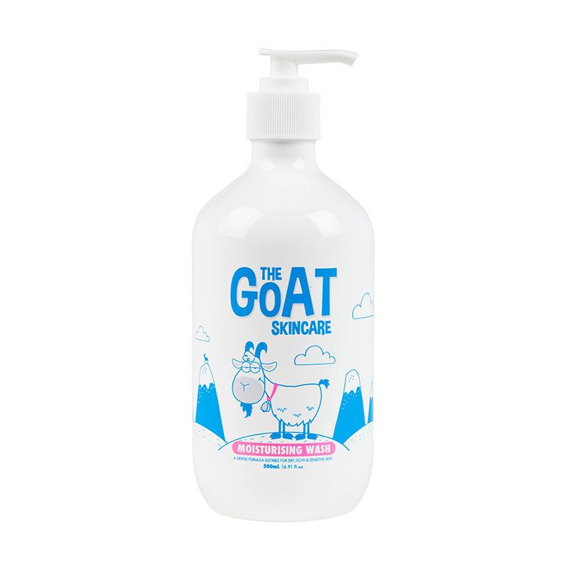 Goat Soap 山羊奶保湿沐...
