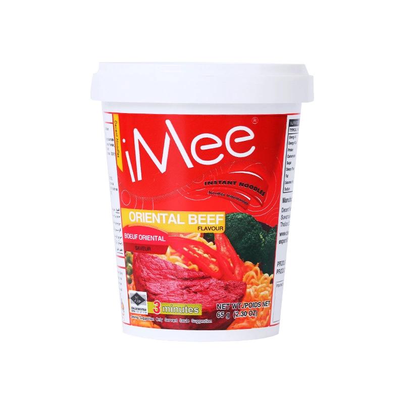 iMee艾米 东方牛肉风味方便面...