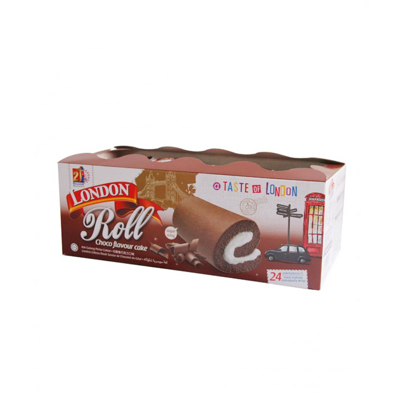LONDON 伦敦卷蛋糕 巧克力...