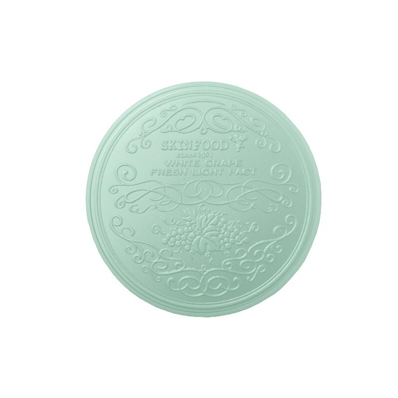 SKINFOOD思亲肤 青葡萄粉饼 21#(自然肤色) 12g