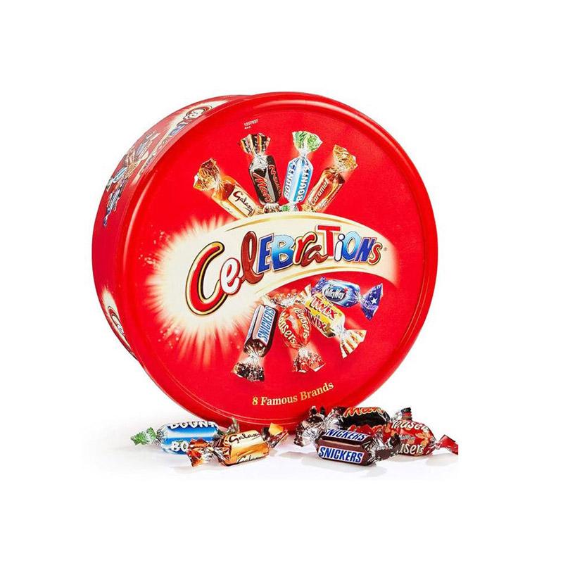 Mars玛氏 巧克力糖果礼盒 6...