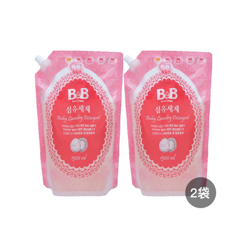【2袋装】B&B保宁 婴幼儿洗衣...