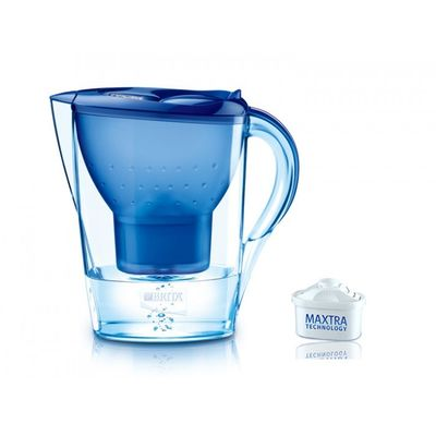 BRITA碧然德  MARELLA XL套件蓝色3.5L(一壶一芯)