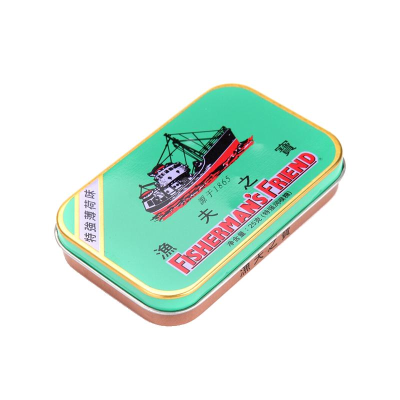 渔夫之宝特强薄荷味润喉糖25G