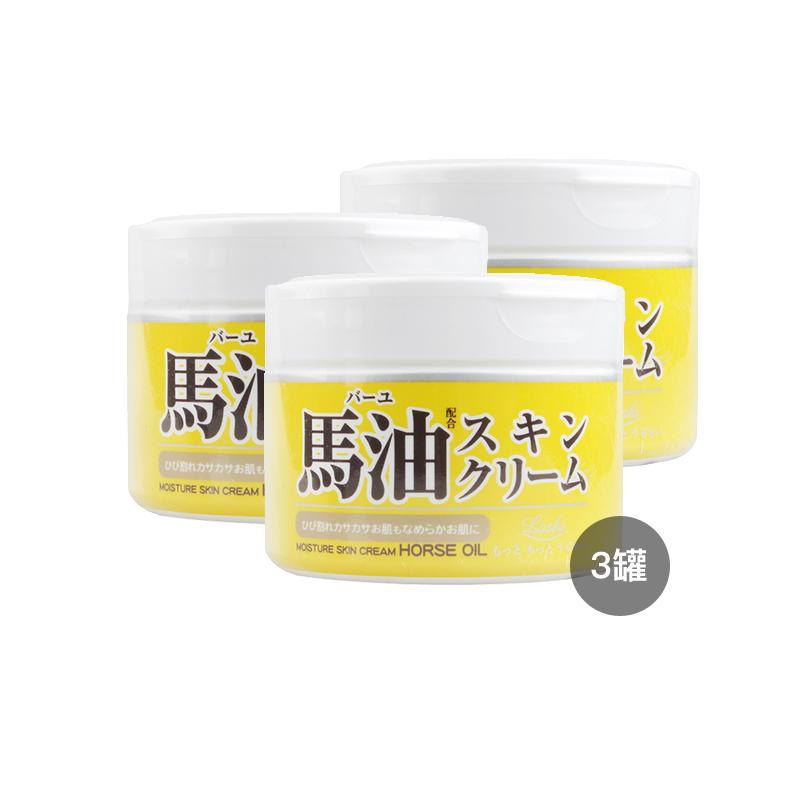 【3罐装】LOSHI北海道马油 ...