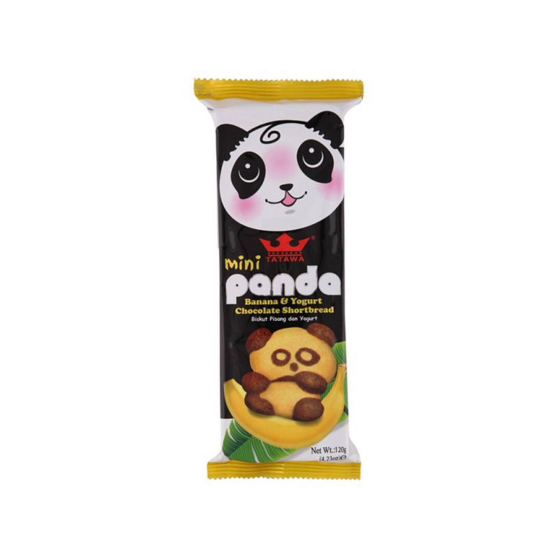 TATAWA 迷你巧克力香蕉味熊...