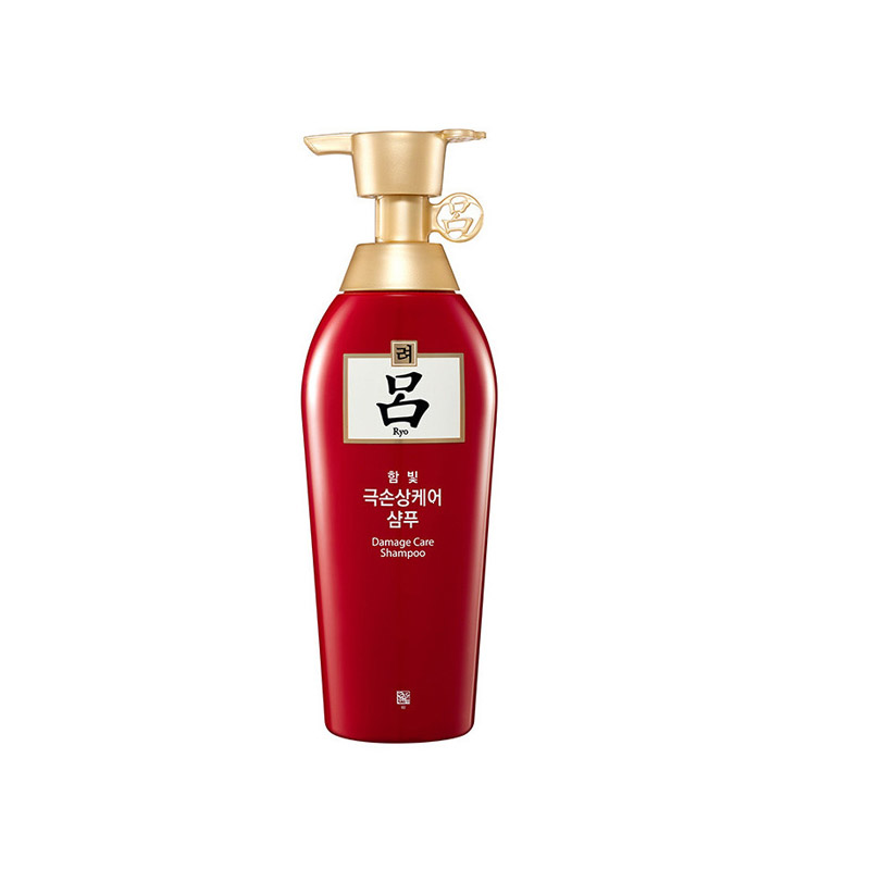 Ryo吕 含光耀护损伤修护洗发水...