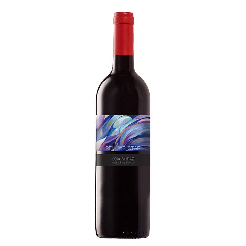 莱利斯 之星西拉红葡萄酒750m...