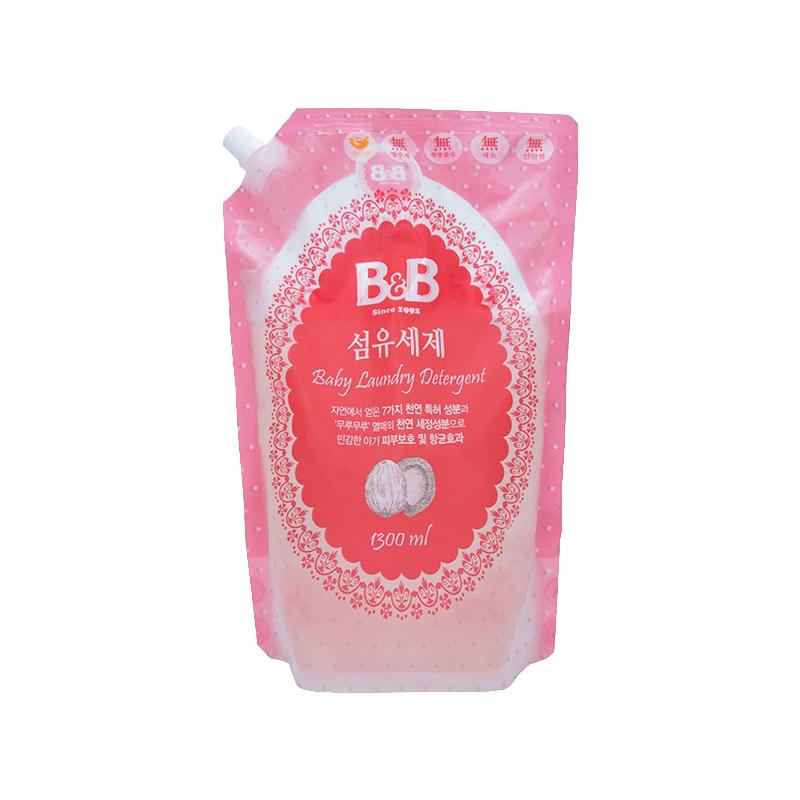 B&B保宁 婴幼儿洗衣液 130...