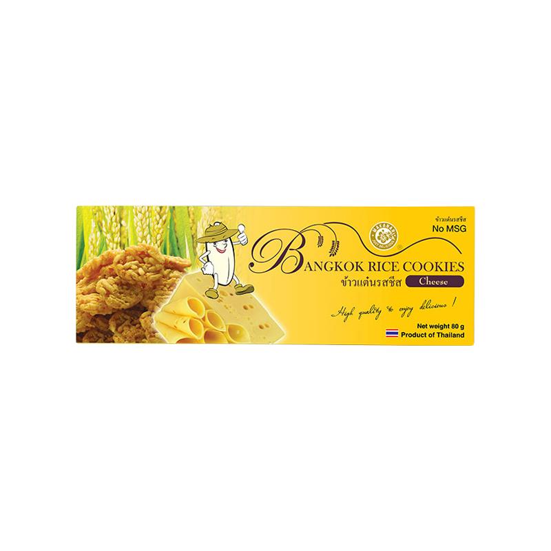 MAKANAN马卡兰 奶酪味米饼...