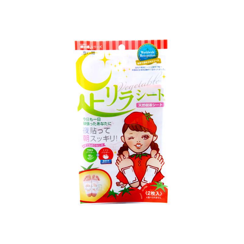 Kinomegumi树之惠 中村足美人 单包 足贴 头戴番茄改善体寒