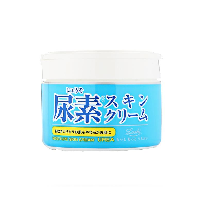LOSHI北海道马油 尿素面霜2...