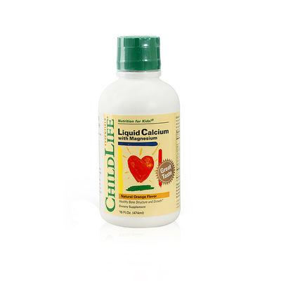 Childlife童年时光 液体钙营养液474ml