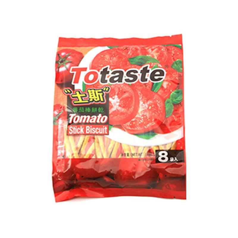 土斯 混合番茄棒形饼干 128g