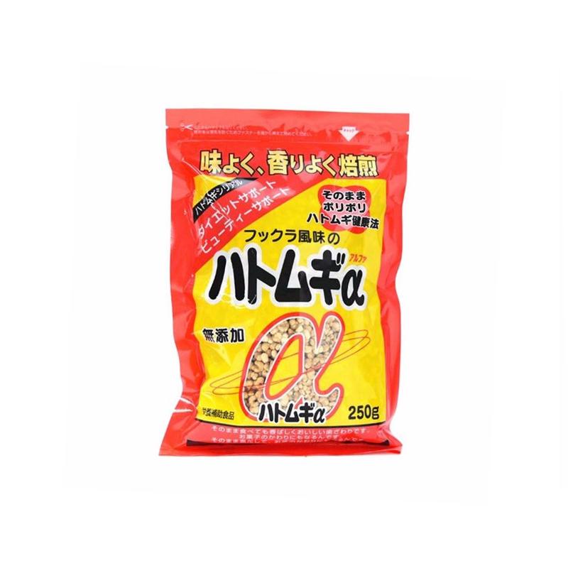 山本汉方 薏仁爆米花  250g