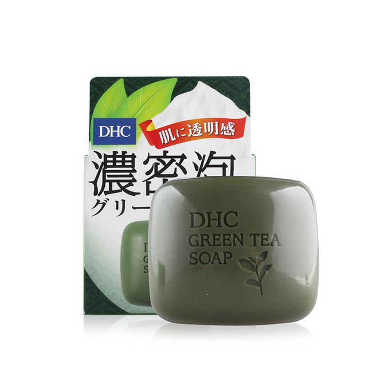 DHC蝶翠诗 限量版绿茶洁面皂 ...
