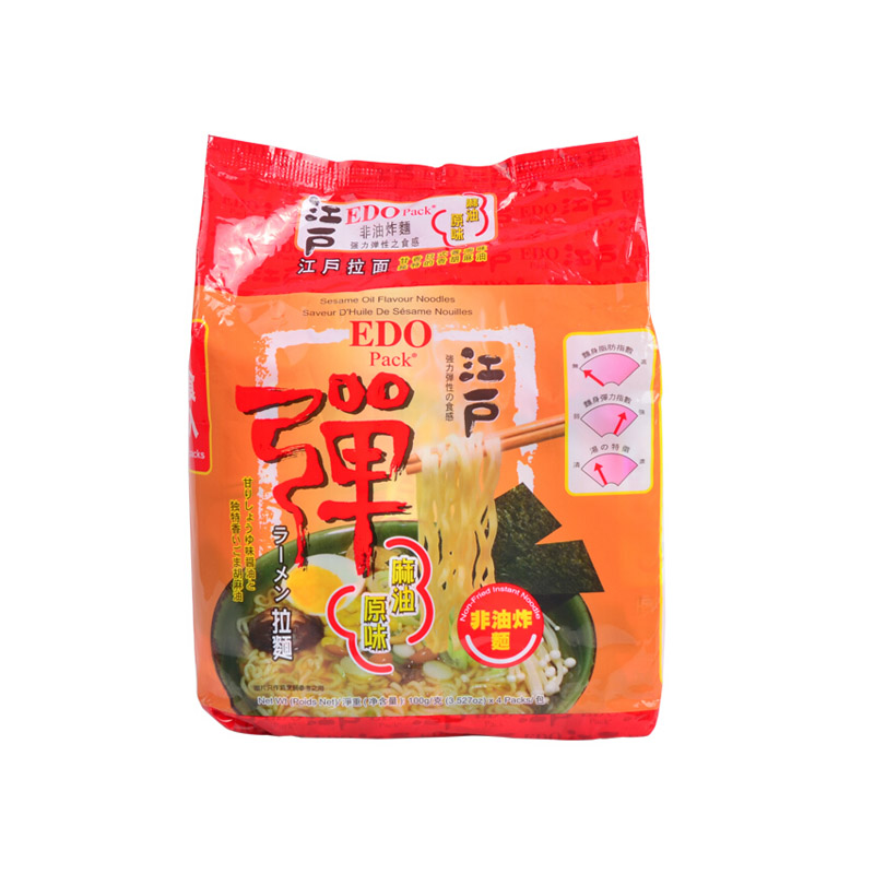 EDO pack 江户拉面(麻油...