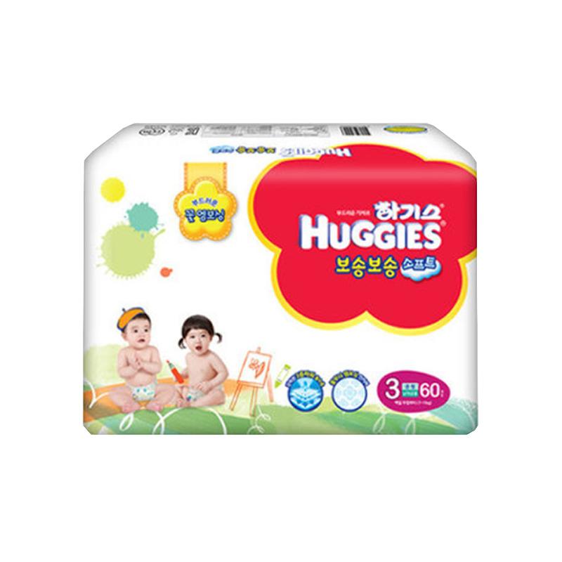 韩国 HUGGIES好奇 经典版...