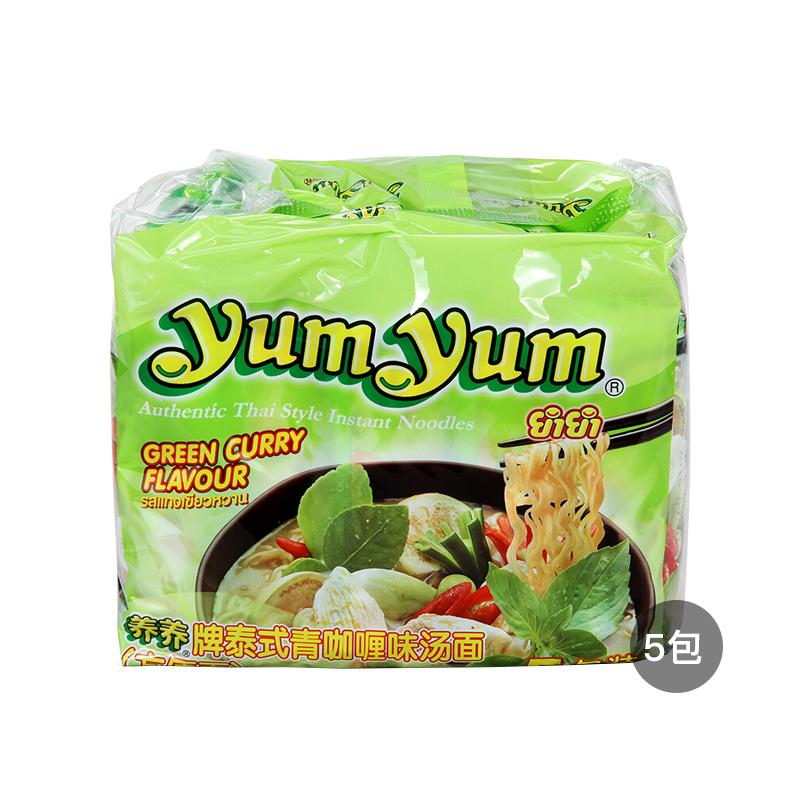 yumyum养养牌 泰式青咖喱味...