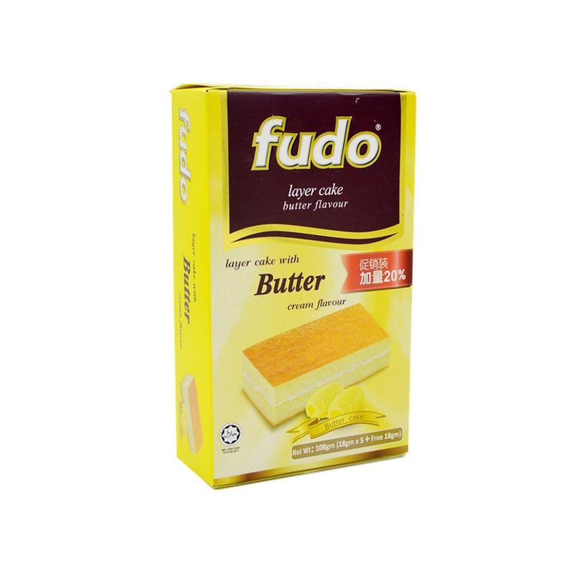 FUDO福多 蛋糕奶油 108g