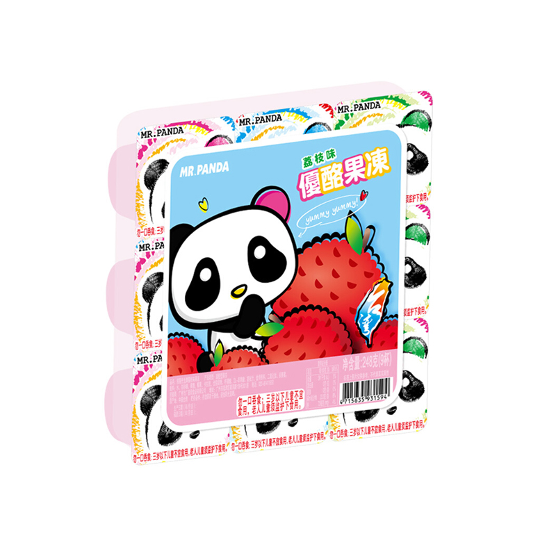 MR.PANDA熊猫先生 荔枝味...