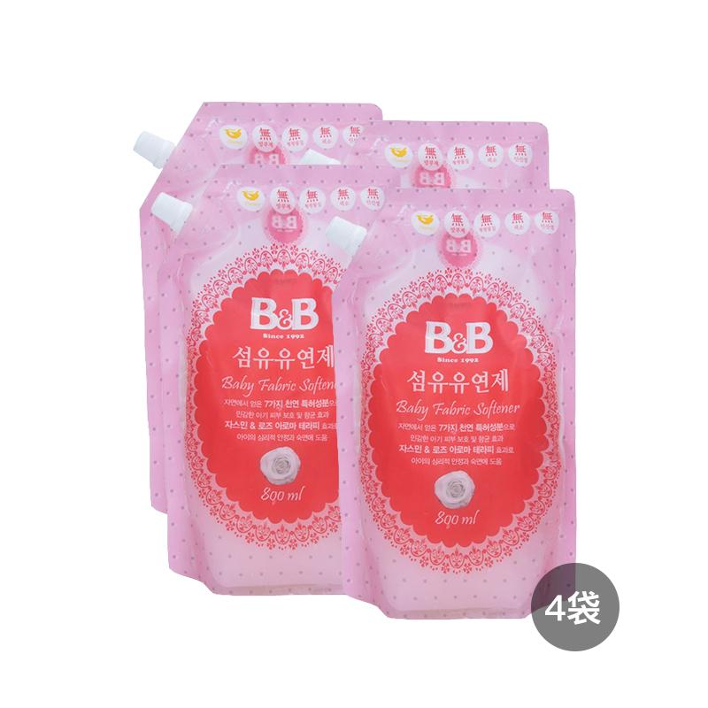 【4袋装】B&B保宁 婴幼儿衣物...