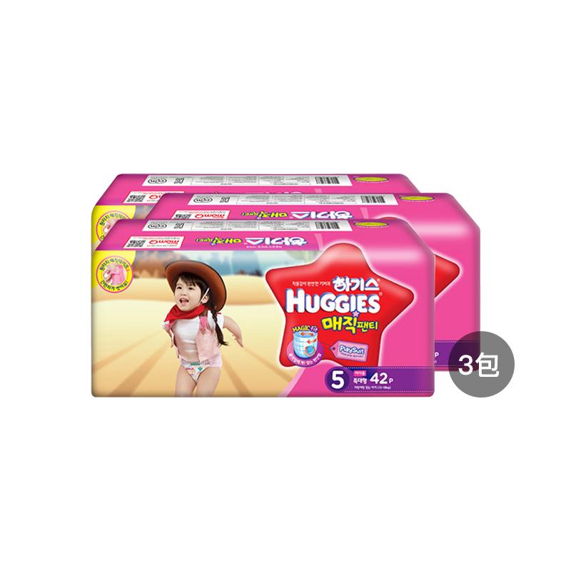 【3包装】韩国 HUGGIES好...