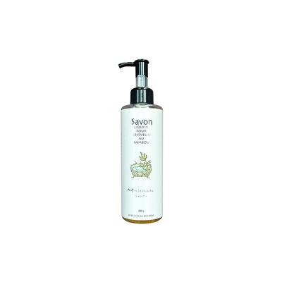 乐思芙 竹矿物质肥皂洗发液 250ml
