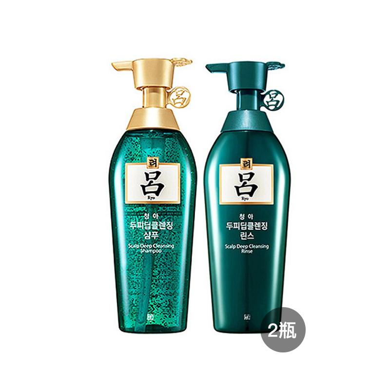【2瓶装】Ryo吕 控油去屑洗发...
