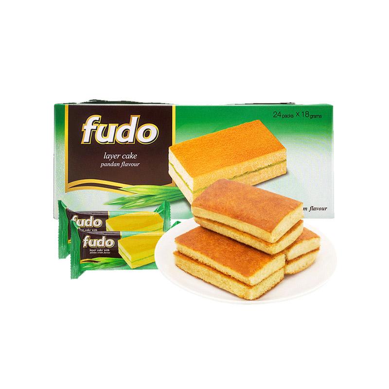 FUDO福多 香兰蛋糕432g(...