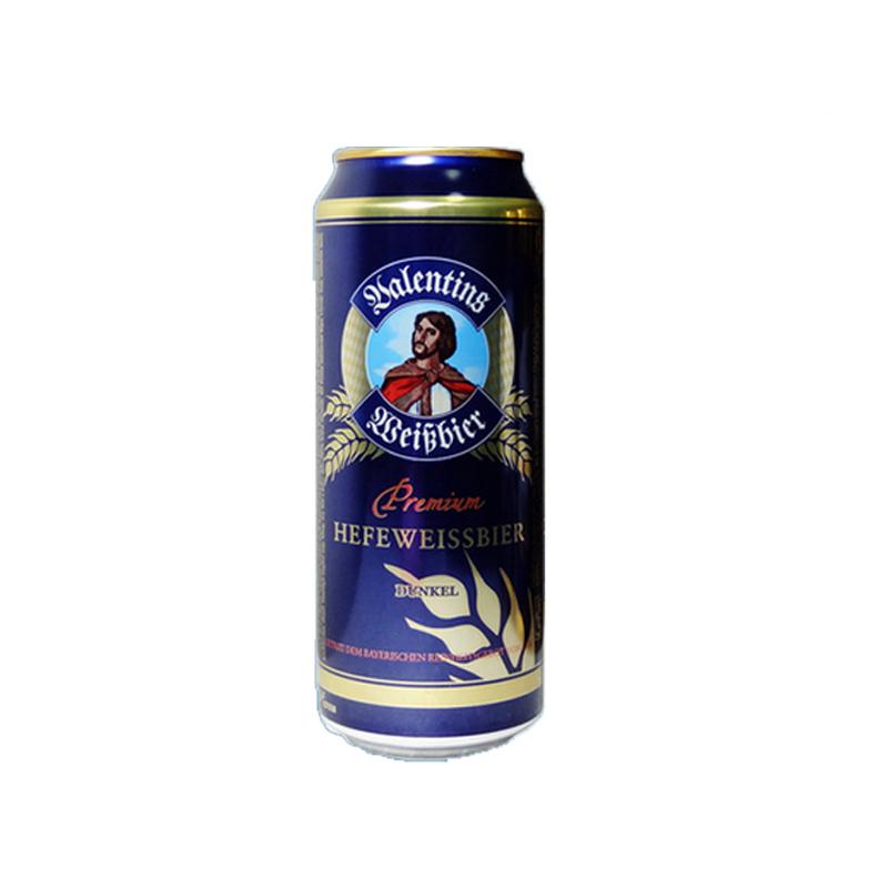 爱士堡 小麦黑啤 500ml
