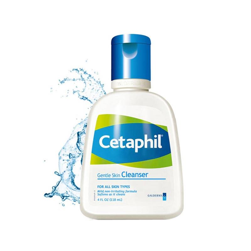 丝塔芙洁面乳Cetaphil