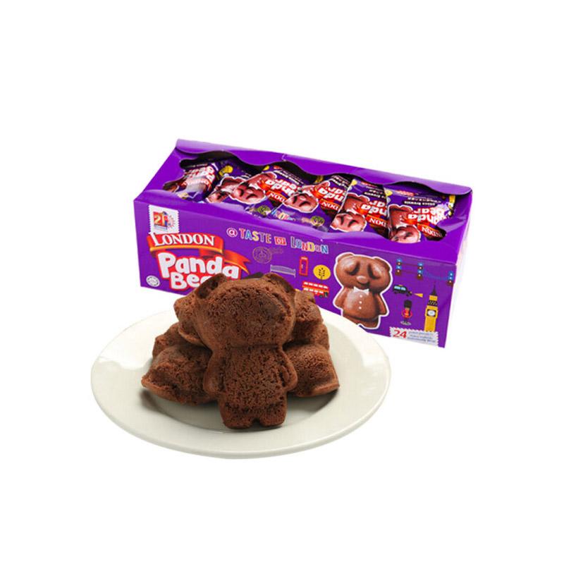 LONDON伦敦 小熊巧克力味蛋...