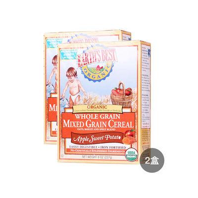 【2盒装】美国 Earth's Best 米粉3段(8个月以上)227g